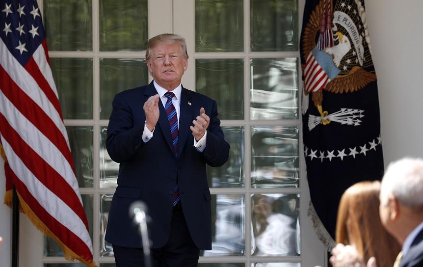 Trump hablará Macron y May antes tomar decisión Siria