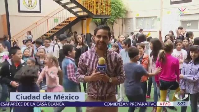 Turibús de la CDMX festeja a los niños en su día