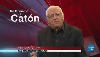 Un Momento Armando Fuentes Catón Abril