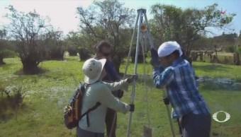 UNAM presenta el Geoslicer, tecnología para estudio de sismos