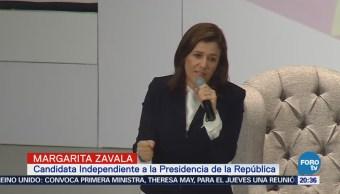 Margarita Zavala Fuerzas Militares Fuera Calles