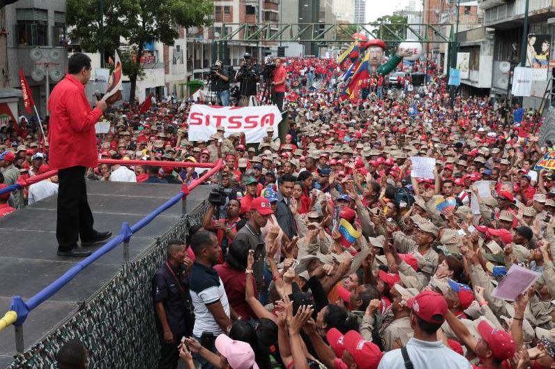 venezuela ataque siria maduro imperialista eu
