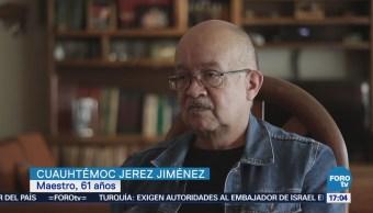 Docencia Vocación Lleva Sangre Profesor Cuauhtémoc Jerez