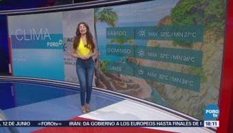 Clima Mayte Carranco Se Forma Tormenta Tropical Alberto