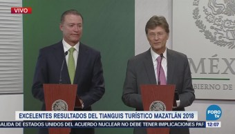 10 millones de mexicanos viven del turismo, dice Enrique de la Madrid