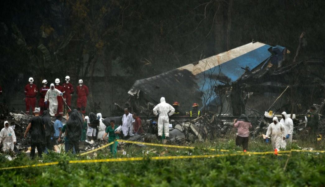 mexicanos integraban tripulacion avion accidentado cuba