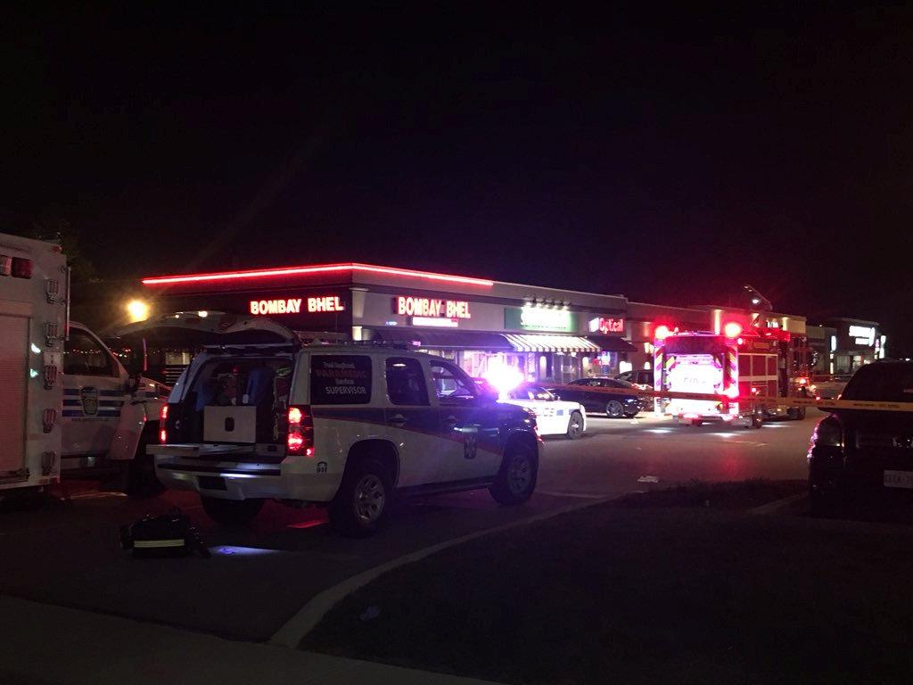 Ataque explosivo contra restaurante indio deja 15 personas heridas en Canadá