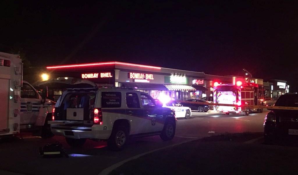 Explotan bomba en restaurante de Toronto hay 15 heridos