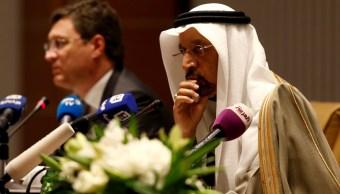 Cae precio del petróleo, OPEP y Rusia elevarán producción