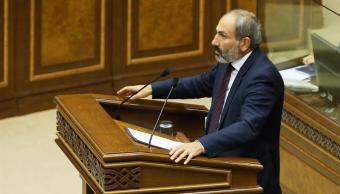 Nikol Pashinián elegido primer ministro de Armenia