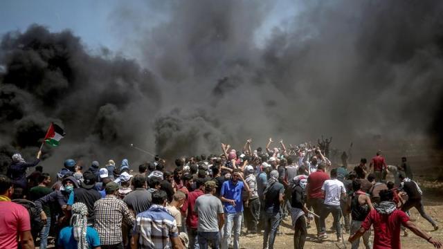 Ascienden a 60 los muertos por protestas contra embajada de EU