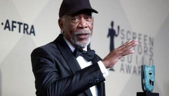 Morgan Freeman reitera disculpas, tras acusaciones de acoso