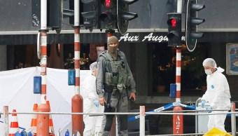 Autor de tiroteo en Bélgica mató un hombre la noche anterior