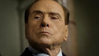 Corte en Italia permite a Berlusconi volver a ser candidato