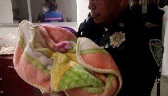 Abandonan bebé en iglesia de la delegación Benito Juárez