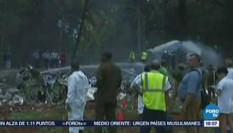 Accidente Aéreo Conmociona Cuba