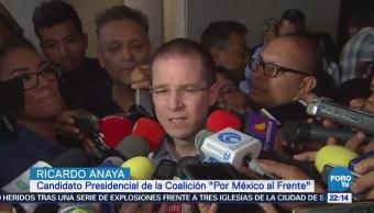 Actividades Ricardo Anaya Aguascalientes