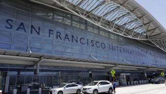 Policía investiga muerte de hombre en área de equipaje Aeropuerto San Francisco