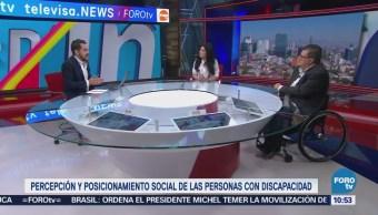 Agenda Discapacidad Percepción Social Personas Discapacidad