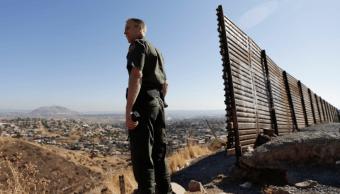 """Trump se opone a ley sin """"muro real"""" en frontera con México"""