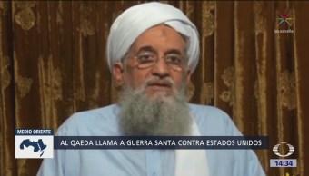Al Qaeda Llama Guerra Contra Eu
