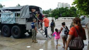 proteccion civil acapulco alista albergues inicio temporada huracanes