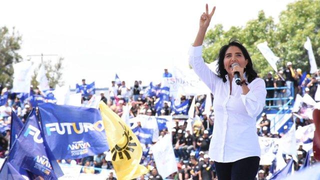 Alejandra Barrales compromete entrega de apoyos para mujeres y estudiantes