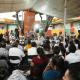 Barrales se encuentra con estudiantes de periodismo