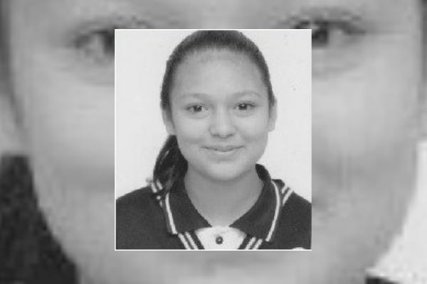 Activan Alerta Amber para localizar a Merlee Jazmín Ortíz López