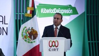 Navarrete Prida dice radio televisión son medios para comunicar proceso electoral