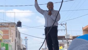 López Obrador ofrece una administración federal austera
