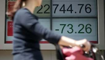 Bolsas de Tokio, Shanghái y Shenzen cierran a la baja