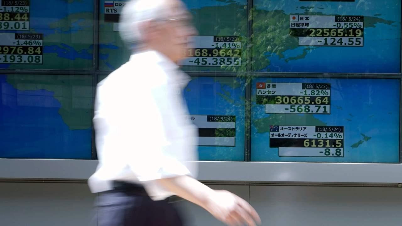 Bolsas de Tokio y Shanghái comienzan semana con estabilidad