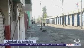 Aparecen tres cuerpos en San Lorenzo Tezonco, Iztapalapa
