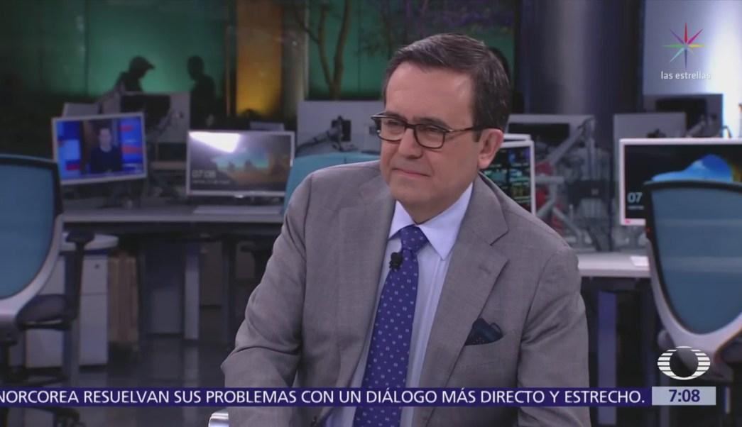 Aranceles TLCAN y Trump habla Ildefonso
