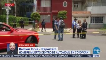 Asesinan Hombre Colonia Emiliano Zapata, Coyoacán