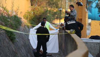 Asesinan hombre en colonia Ampliación Gabriel Hernández Gustavo A Madero