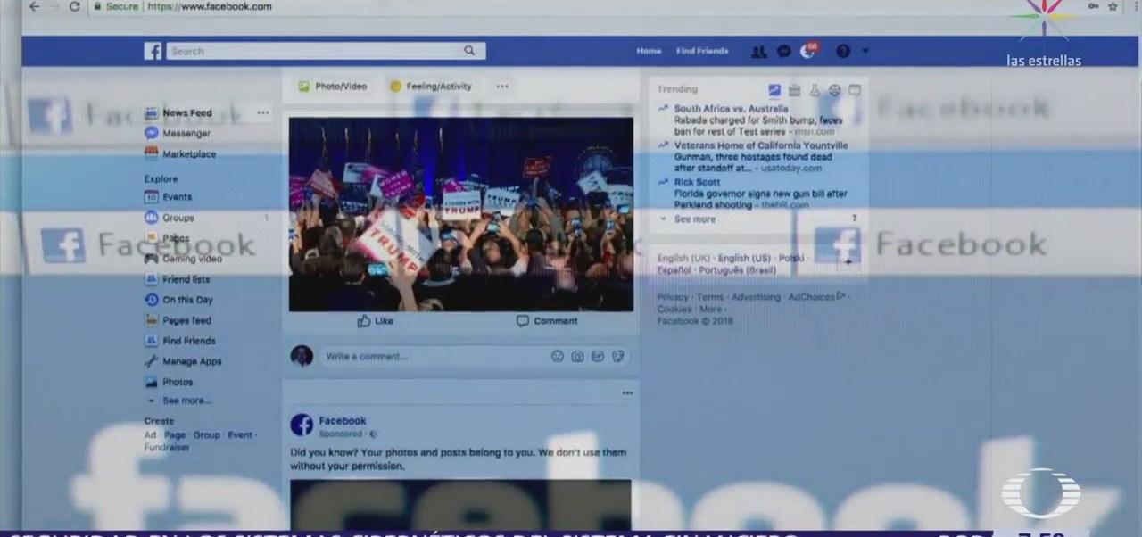 Así obtuvo Cambridge Analytica los datos de usuarios de Facebook