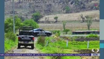 Atacan al director de Seguridad Pública de Tingambato, Michoacán