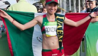 Las atletas mexicanas brillan en los mundiales por equipos de marcha