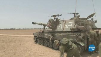 Aumenta Tensión Israel Irán Conflictos Armados
