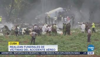 Autoridades mexicanas cooperan con investigación de accidente aéreo en Cuba
