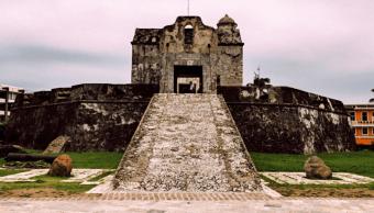 Veracruz fue una ciudad amurallada durante 240 años