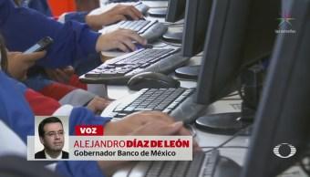 El Banco de México confirma que tres proveedores del sistema