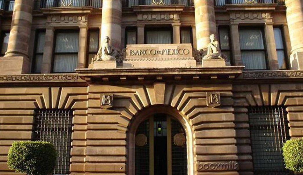 Banxico mantiene sin cambios su tasa de interés interbancaria
