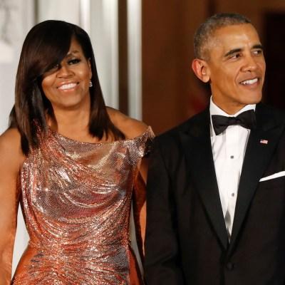 Esta foto de la boda de Barack y Michelle Obama conmovió a las redes sociales