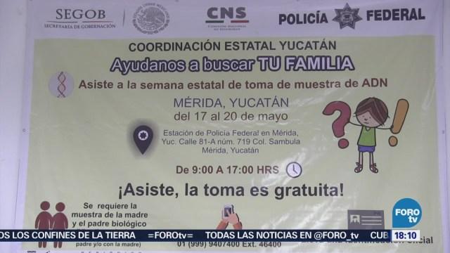 Base De Datos ADN Todo País México