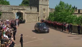 Boda Príncipe Harry Meghan Markle Abrirá Nuevo Capítulo