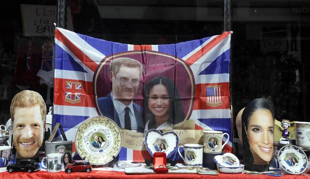 Al mundo interesa poco boda del príncipe Enrique, según un sondeo