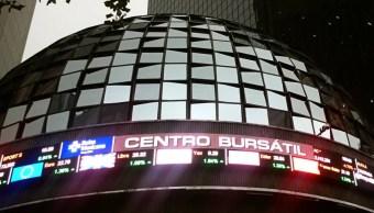 Bolsa Mexicana de Valores abre a la baja por incertidumbre